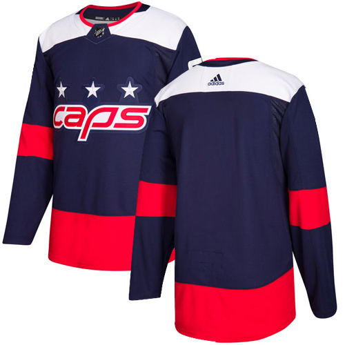 new styles 01c13 79418 Youth Capitals Blank Red Youth Adidas Jersey