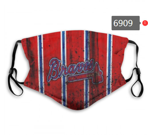 Braves PM2.5 Mask with Filter Double Protection  (1)