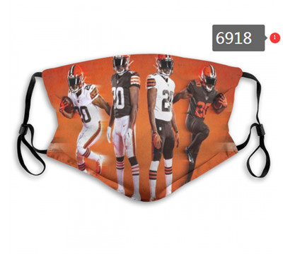 Browns PM2.5 Mask with Filter Double Protection