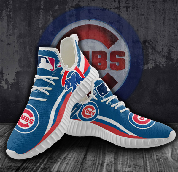 CUBS Mesh Knit Sneakers