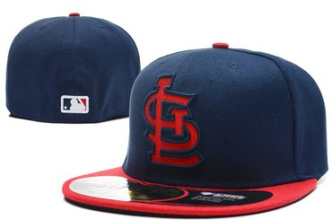 MLB St Louis Cardinals Fitted Hat --lx