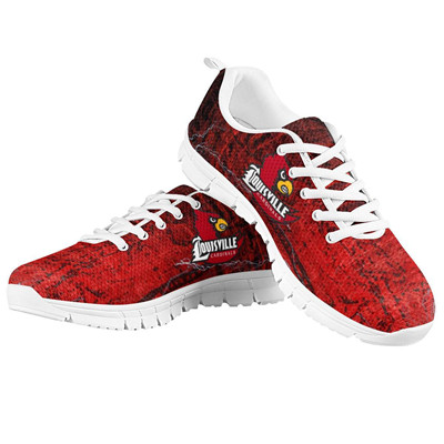 NCAA Running Shoes Red