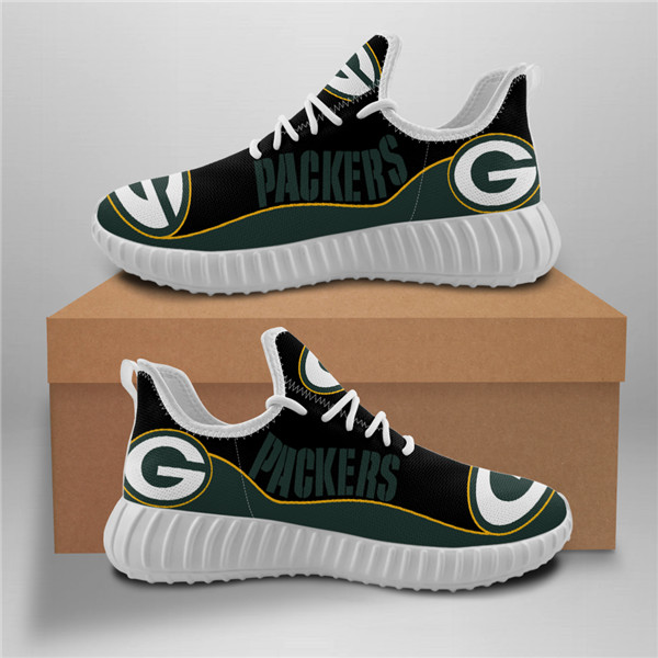 Packers Mesh Knit Sneakers