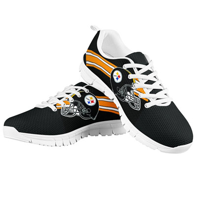 Steelers Running Shoes White