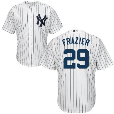 low priced d440e 0ce8b Mitchell And Ness 1995 Yankees #2 Derek Jeter White Strip ...