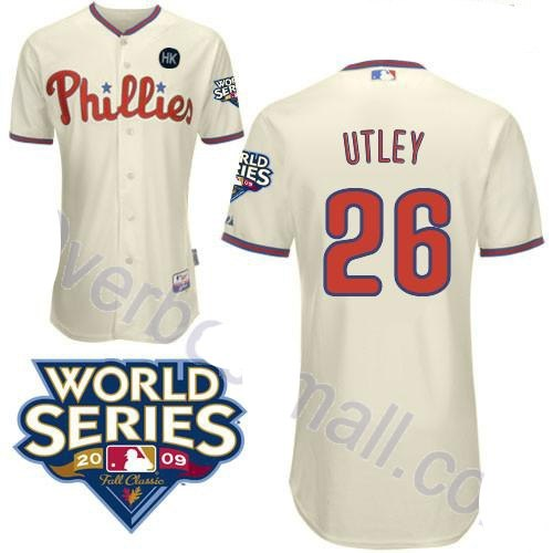 ... coupon for philadelphia phillies 26 chase utley cream youth jerseys  88c5a acb76 dddf376af